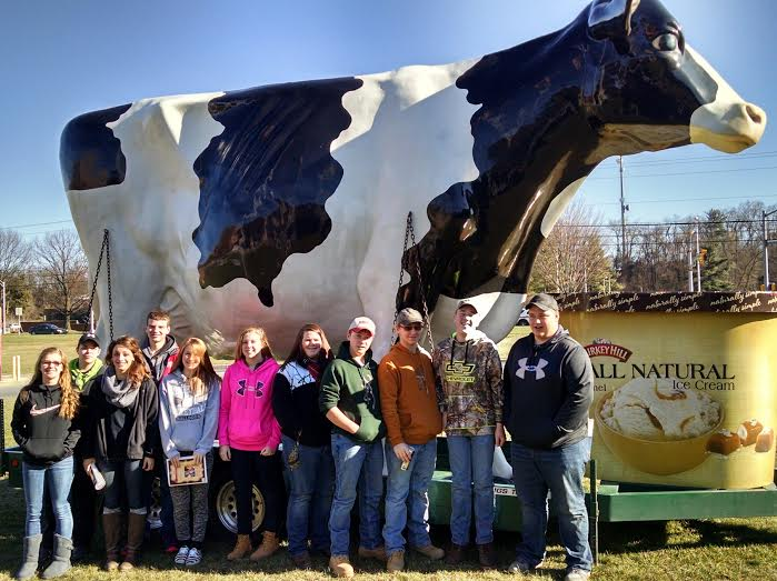 Redbank Valley FFA Members: Mid-Winter Convention