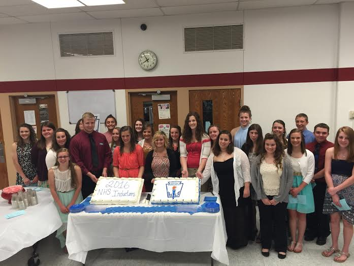 National Honor Society 2016 Inductions