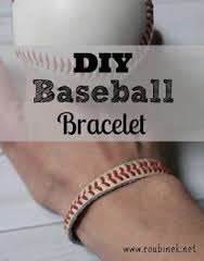 DIY Play Ball Bracelet 4-18-16
