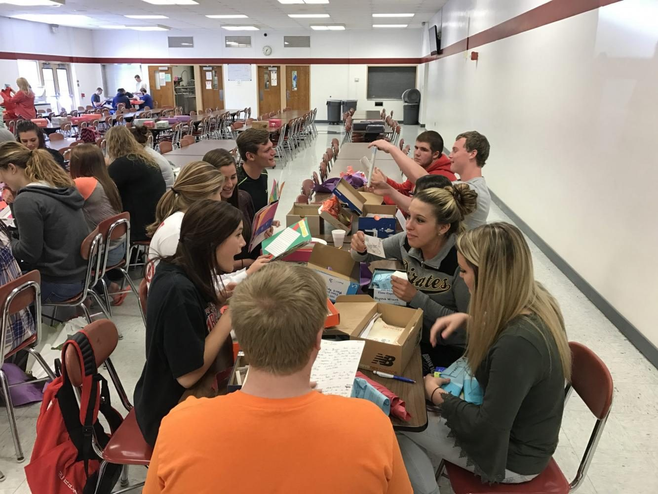 Class of 2017 Time Capsule Opening