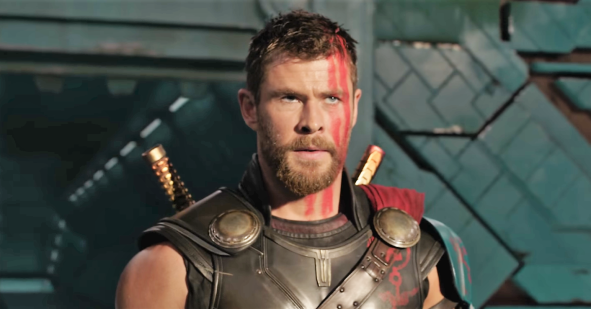 A still from the New Movie that came out last weekend callled Thor: Ragnarok.  (Photo Credit to ScreenGeek)