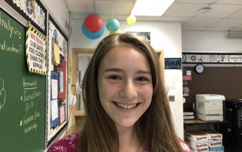 Student of the Week- Samantha Booth