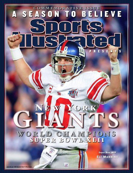 An Underdog Story:  2007-2008 New York Giants