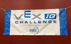 First Intermediate VEX Competition