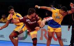 The Indian Sport of Kabaddi