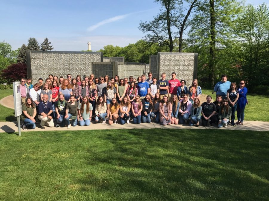 Students Take Holocaust Trip