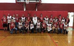 Teachers Wear Seniors' Jerseys