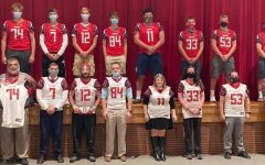 Senior Jerseys Honor Teachers & Staff