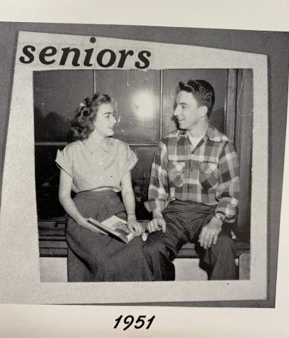 Flashback Friday to 1951 – Senior Style